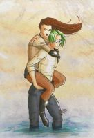 The Inventor and the Mad Scientist's Daughter by BBMacToma