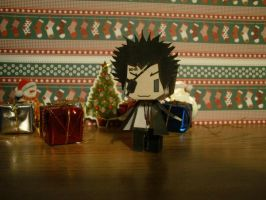 Merry Christmas and happy New Years_Deadman by MyLovelyBlueEyes