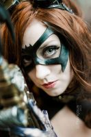 Steampunk Batgirl by NovemberCosplay