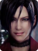 Ada Wong Damnation by LadyAnnett