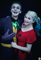 Joker and Harley 2 by ThePuddins