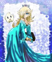 .:Princess Rosalina:. by Axel26