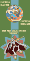 Mega Evolve Together to Become... by OddPenguin