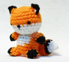 My Tiny Fox 02 by tinyowlknits