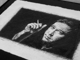 Bill Hicks by Abatwa-Oolie