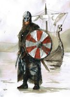The viking by sanderus