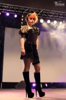 Steampunk Burlesque Fashion show My Oppa by myoppa-creation