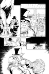 Batman AK issue 6  page 10 by aethibert