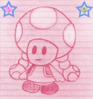 Toadette by Itachi-Roxas