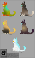 Baby Spitter Adoptions [closed] by DemonML