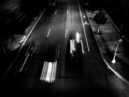 Speeding Cars. by soco73