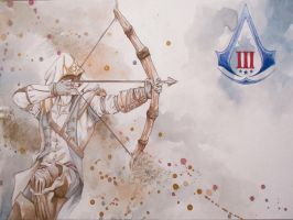 Assassin's Creed III by Lamperougegirl