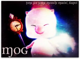 """""""Time for some moogle magic"""" by TonberryOwnage13"""