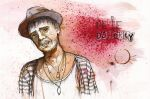 Pete Doherty by nevaraven