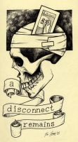 a disconnect remains by cadaverperception