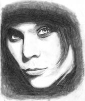 Ville Valo by perschon
