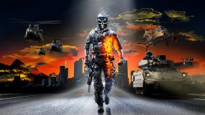 Am death - Battlefield 3 by ChekoGB