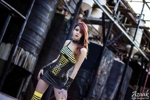Industrial shooting by Azaak