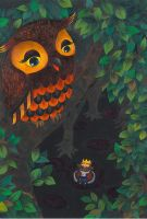 King_owl by Chiezoh