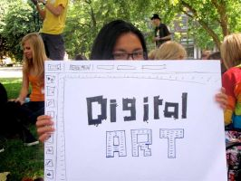 I STOLE TEH DIGITAL SIGN by virunee