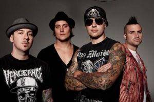 Avenged Sevenfold Promo Photo by urban01-C