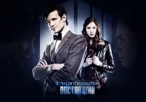 doctor who by Pusteblumex3