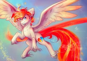 Commission: Heartfire by Wilvarin-Liadon
