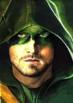 DC: Arrow by RyesAsylum27