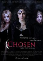 Chosen - Movie Poster by NatBelus