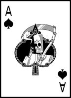 Ace Of Spades by MarioGrant