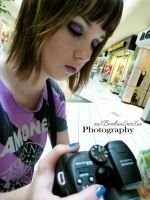 Seriouse About Photography by Analy-Aranda