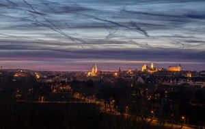 Nuremberg Castle - Sundown by myINQI