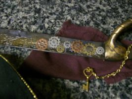 steampunk sword close up by silent-assassin-XIII
