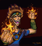 #2 Fired Up by IsaacChamplain