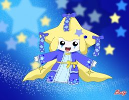 Miracle Dress Jirachi by Rose-Beuty