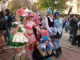 Shugo Chara Group by cinny-chan