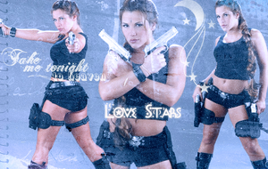 Mickie James default for site by Bellelion