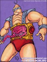 TMNT - :Bio Suit Krang: by StephRatte