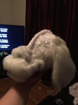 Falkor WIP by lovealwayshurts