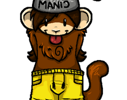 Gift - Headbobble - Manic by Rattus-Shannica