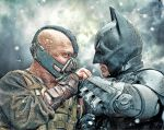Batman: The Dark Knight Rises: Sketch Re-Edit by pypeworks