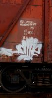 freight train tagging by acmeosb