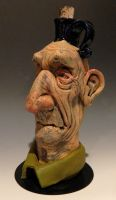 Old Man Chester Jug- FOR SALE by thebigduluth