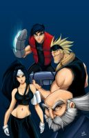 Soulkeepers by 7thorserider