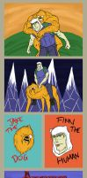 Adventure Time Forever #0.5 by ArmandDj
