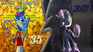 Pony Kombat New Blood 4 Final Battle Result by Macgrubor