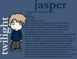 Jasper Hale profile edit by XoriginalJinX