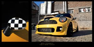 Mini Cooper S 7 by berk007