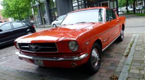 Ford Mustang 288 (updated) by someoneabletofindana