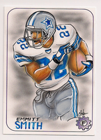 EMMITT SMITH PSC by chrisfurguson